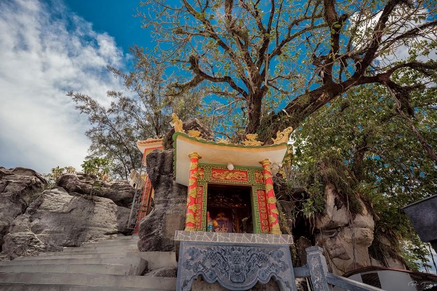Đền thờ tâm linh Dinh Cậu Phú Quốc