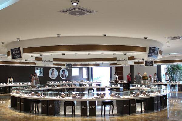 showroom ngọc trai Longbeach