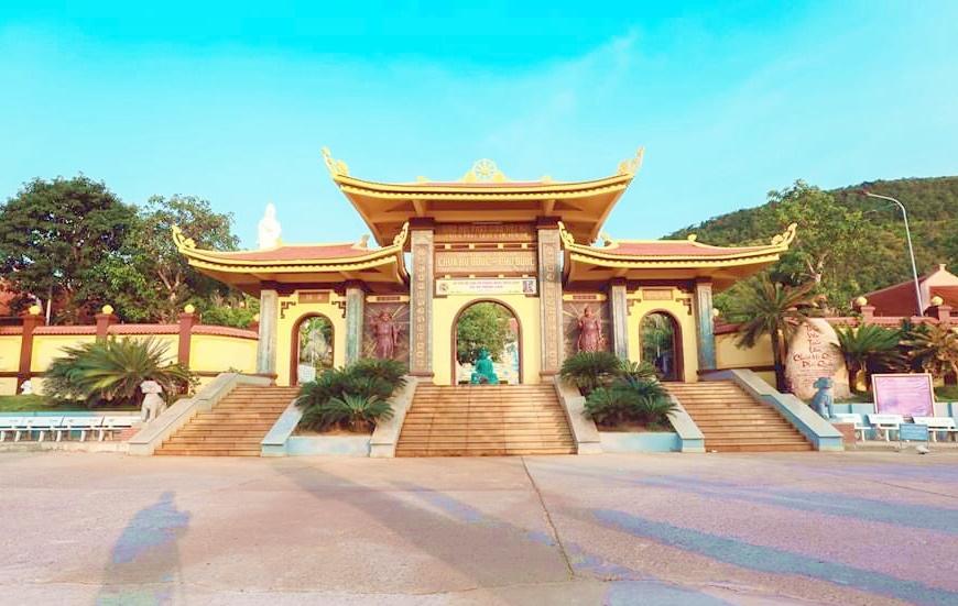 Thiền viện trúc lâm hộ quốc Phú Quốc